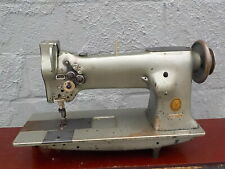 Industrial Sewing Machine Singer 112W116 twin needle, Leather