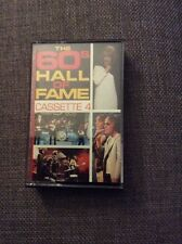 MUSIC CASSETTE 4 THE 60's HALL OF FAME BY READERS DIGEST