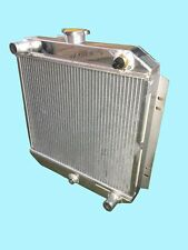 FORD ESCORT MK1 / 2 , CORTINA 42MM ALUMINIUM RADIATOR UK MADE.