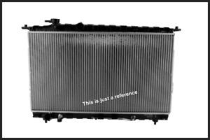 2531039500 OEM Genuine Engine Radiator Ass'y Fits Hyundai XG300  XG350 (98~2005)