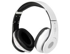 CUFFIE AURICOLARI WIRELESS BLUETOOTH STEREO MP3 FM MUSICA STN-13 SLOT MICRO SD