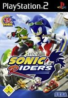 PS2 / Sony Playstation 2 Spiel - Sonic Riders (mit OVP)