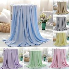 Thin Summer Blanket Bamboo Fiber Air Conditioning Blankets Throws Cool Feeling D