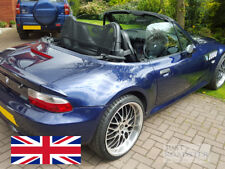 BMW Z3 Wind Deflector (fits cars with standard roll bars fitted) Mesh Black