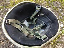 Britischer Helm British Army Kamphelm Kevlarhelm Gefechtshelm