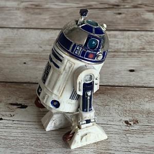 STAR WARS Saga Collection Figure Astromech R2-D2 Battle Of Hoth Rotating Sensor