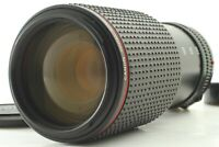 【EXC+5】 Canon New FD 80-200mm f4 L NFD Zoom MF Lens From Japan Fedex #828