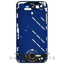 Housing Mid Plate for Apple iPhone 4S CDMA GSM Metallic Blue Body Frame Chassis