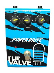 Guyatone Flip PD-1, Power Drive, Overdrive, Tube Power, Made In Japan, Vintage