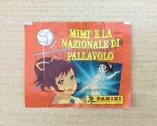 BUSTINA SIGILLATA DI FIGURINE PANINI - MIMI' E LA NAZIONALE DI PALLAVOLO 1995