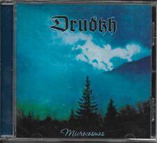DRUDKH-MICROCOSMOS-CD-black metal-winterfylleth-astrofaes-kladovest-borkr