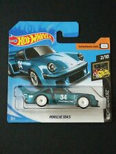Hot Wheels 2018 Super Treasure Hunt Porsche 934.5 VHTF RARE Short Card