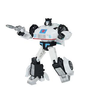 Transformers Toys Studio Series 86-01 Deluxe Autobot Jazz Action Figure, 4.5inch