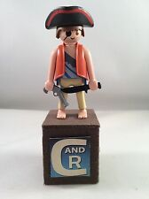 PLAYMOBIL PIRATA ARMADO 7 - 11/2/16