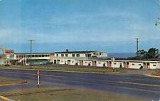 NEWPORT, OR Oregon  WILLER'S MOTOR HOTEL & APTS  Lincoln Co 1960 Chrome Postcard