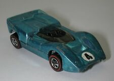 Redline Hotwheels Light Blue 1969 McLaren M6A oc11994