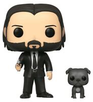 Pop! Vinyl--John Wick - John Wick with Dog Pop! Vinyl
