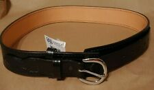 76 cm, Black Weave Gould /& Goodrich B56-30W Buckleless Duty Belt fits 30-Inch Waist