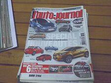 L' AUTO JOURNAL 797 SPECIAL NOUVEAUTES SALON DE GENEVE TRES BON ETAT