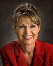 Sarah Palin Alaska Governor 8 x 10 Photo Portrait Picture