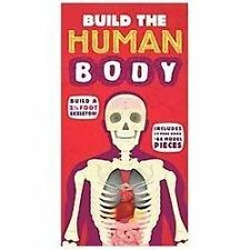 Build It: Build the Human Body by Richard Walker (2013, Hardcover)