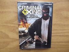 Criminal Xing (DVD, 2007) Solomon Macedo, Jenny Roquemore, Anthony Duran - New