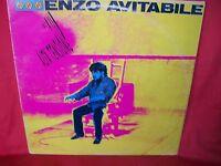 ENZO AVITABILE Alta tensione LP ITALY 1988 Soul Psych Jazz EX