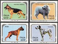 1994 ITALIA CANI MNH **