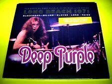 DEEP PURPLE - LIVE IN LONG BEACH 1971   DIGIPACK DELUXE EDITION OVP   111austria