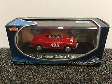 Alfa Romeo Guilietta Spider 1958 #425 1:43 Solido