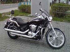Kawasaki Vulcan VN 900 Custom & Classico Cromo Protezione Motore,Highway