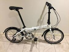 Brand New Dahon Helios UR3.1 18speed Alloy Folding Bike