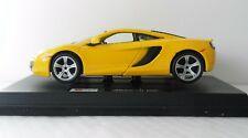 McLAREN MP4 12C DIE-CAST METAL MODEL CAR by BURAGO SCALE 1:24
