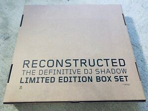 Reconstructed: The Definitive DJ Shadow (Signed - Limited Edition Box Set)