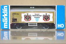 Marklin Märklin 4415 K8060 DB BRAUEREI wasserburger dingolfing Bierwagen Wagon