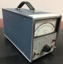 Hewlett-Packard Model 400EL AC Voltmeter