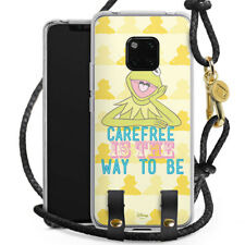 Huawei Mate 20 Pro Carry Case Handykette Muppets Carefree is the way to be