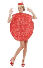 Orion Costumes Unisex Giant Red Christmas Tree Bauble Fancy Dress Costume