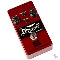 Seymour Duncan Dirty Deed Distortion Overdrive Guitar Effects Pedal