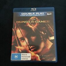 THE HUNGER GAMES. DOUBLE PLAY 2 DISCS + DIGITAL COPY BLU-RAY DVD
