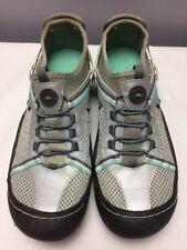 JBU Tahoe Max - Women's Size 8 M - Water Shoes - Gray Green - Mesh Synthetic