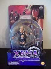 "1998 XENA THE WARRIOR PRINCESS ""CALLISTO"" SPINNING ATTACK FIGURE NEW TOY BIZ NIB"