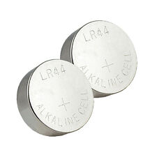 2x LR44 A76 SR44 L1154 A76 AG13 G13 357 CX44 Alkaline 1.5V Button Cell Battery