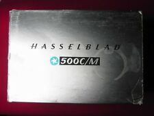 Hasselblad Black 500CM with 80mm f2.8 CF Kit  #RH1272329