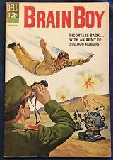 Brain Boy #5 June 1963 He's Flying!