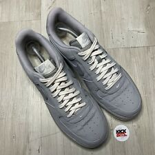 Nike Air Force 1 Wolf Grey Trainers Size 10 EU 45