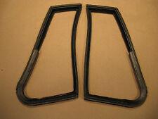 MGB parts: Quarter Light / Vent WINDOW SEALS 62-80 MGB Roadster