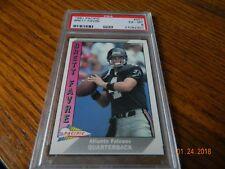 1991 PACIFIC BRETT FAVRE #551 FOOTBALL CARD PSA GRADED EX-MT 6
