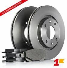Kit de plaquettes et disques de frein avant BOLK ventilé pour FIAT 500 FORD KA