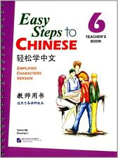 Easy Steps to Chinese Vol.6 - Teacher's Book